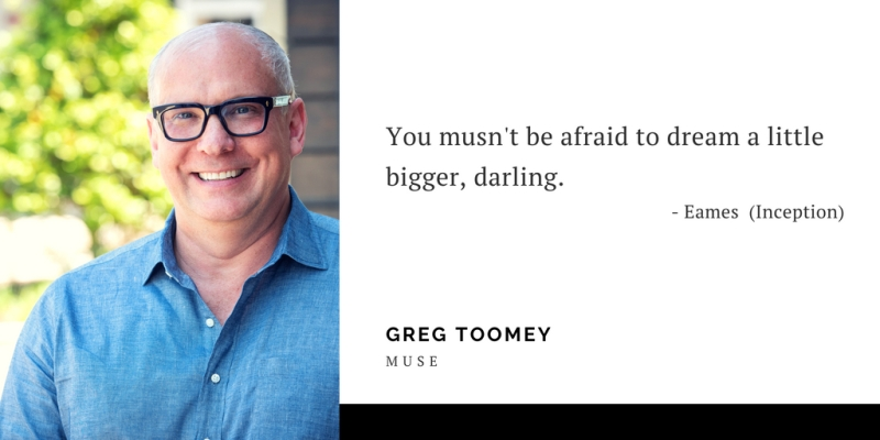 Greg Toomey of Topher Mack Floral & Events - Atlanta Event Design