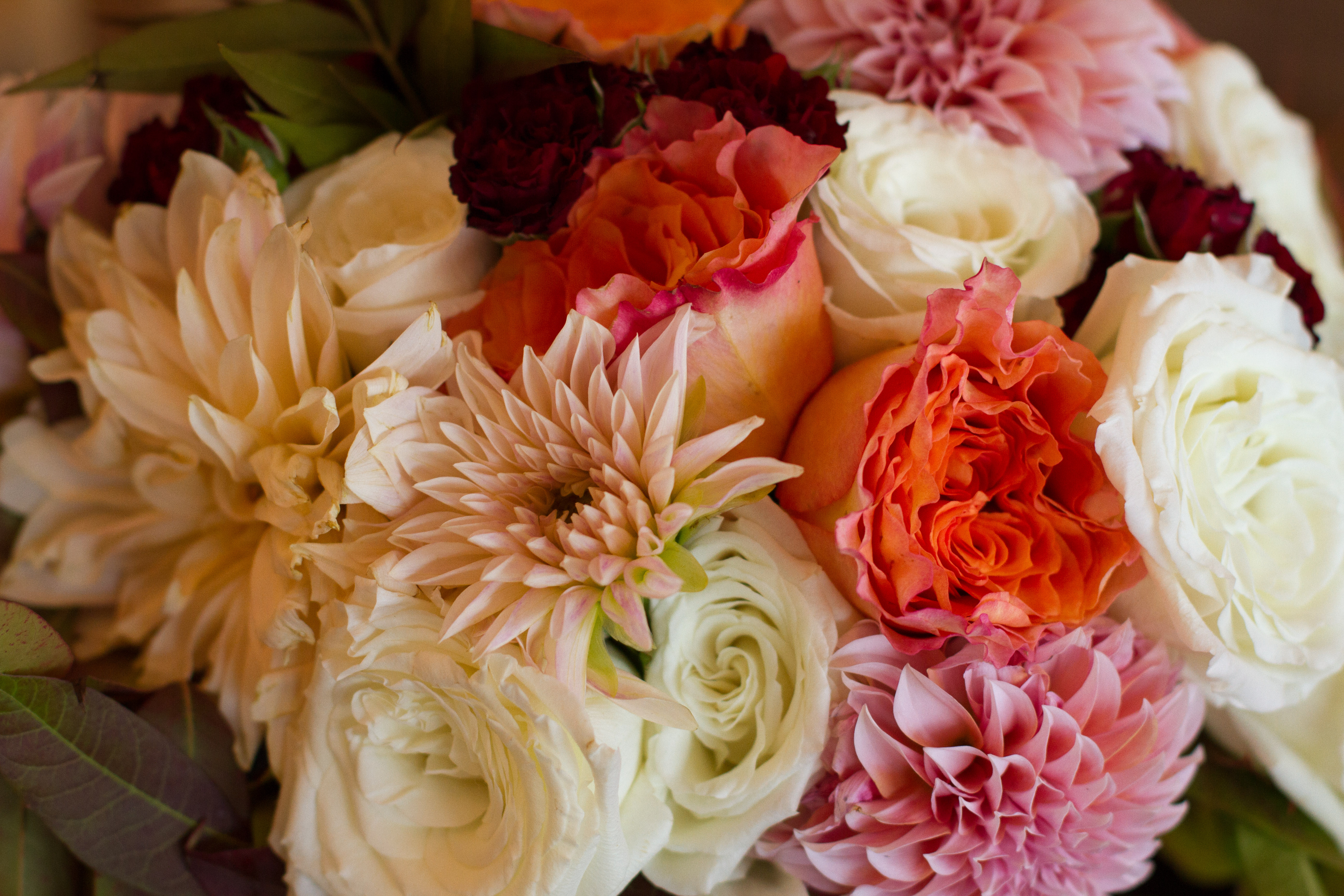 Fall Wedding Flower Ideas from Topher Mack Floral & Events in Atlanta