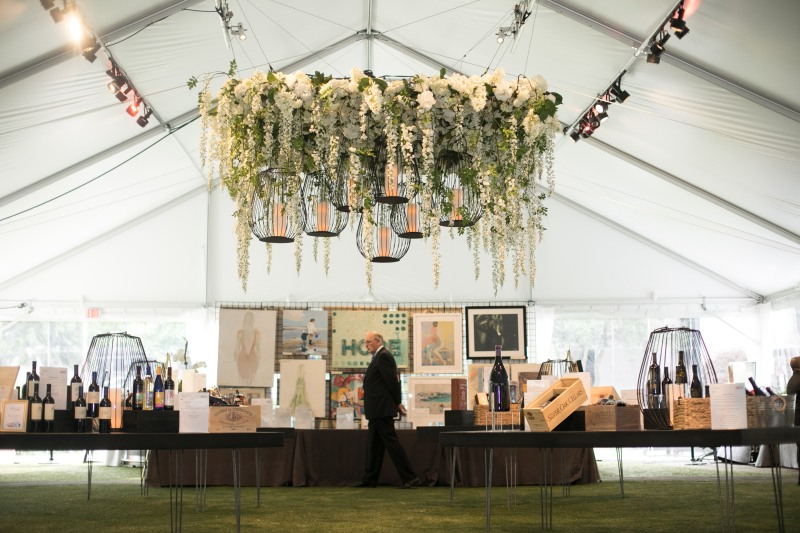 Non Profit Fundraising Event Decor- JDRF Atlanta Hope Gala from Topher Mack Floral & Events