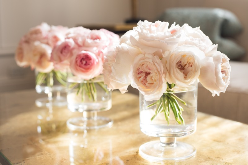 summer wedding decor ideas rosesfrom Atlanta's Top Wedding Designer, Chris Macksey of Topher Mack Floral & Events