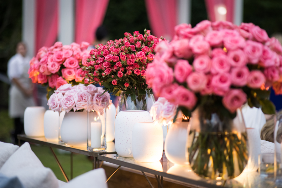 Adult Birthday Party by Top Atlanta Event Design Firm, Topher Mack Floral & Events